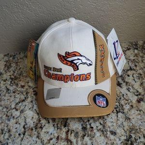 Broncos Super Bowl Champions XXXIII Hat
